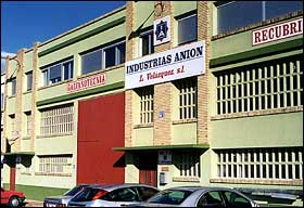 Industrias Anion Cincado y Plateado